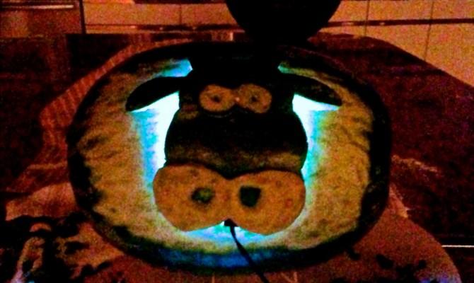 Glowing Cow Watermelon