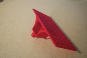 Second prototype printed