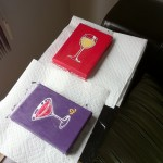 Wine and Martini Paintings